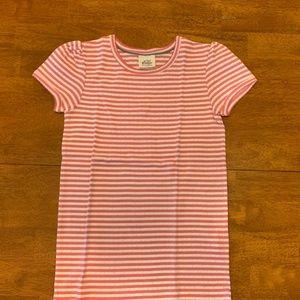 Mini Boden Girls Short-Sleeved Top